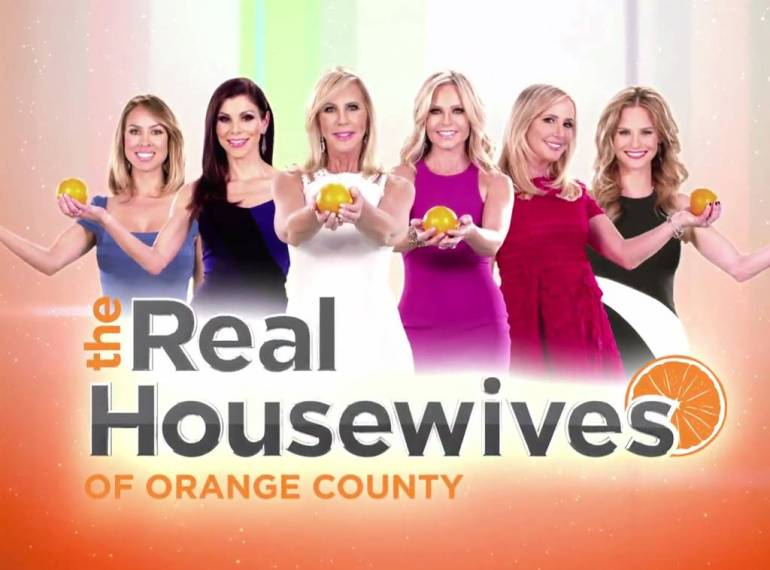 1. real housewives